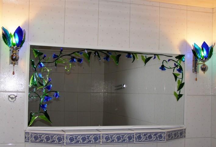 Играем с цветом: яркая ванная