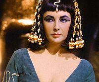 Секреты красоты от царицы Клеопатры. Элизабер Тейлор в роли царицы Клеопатры