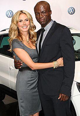35-летняя топ-модель Хайди Клум снова беременна