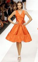 Правильное платье заставит полюбить свою фигуру.