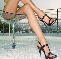 Какова идеальная длина ног?.