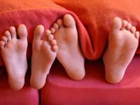 Правильный сон – залог крепкого брака. постель