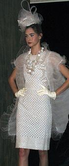 Короткие  платья - последний писк свадебной моды