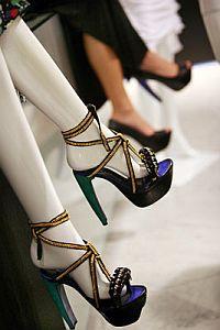 Высокие каблуки – красота или самоистязание?.
