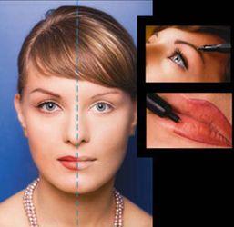 Перманентный макияж - стойкость и изящество линий