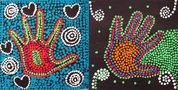 Рисование по-аборигенски