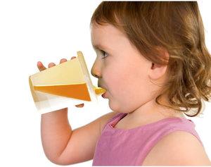 Что пить ребенку перед сном?