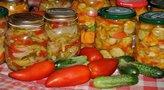 10 вкуснейших и обалденных салатов на зиму😃👍
